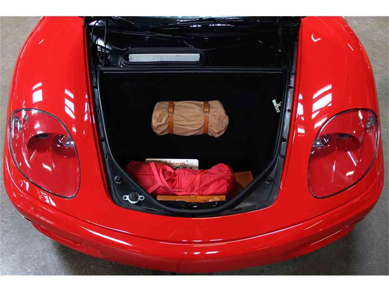 Large Picture of '04 Ferrari 360 located in San Carlos California - $149,995.00 - LSDU