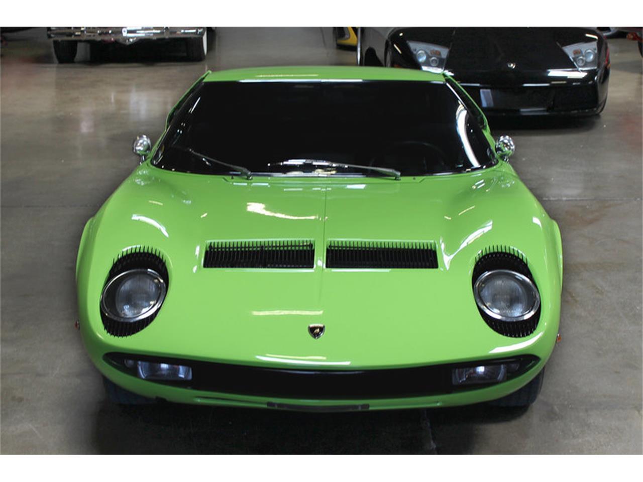 1968 Lamborghini Miura For Sale Classiccars Com Cc 1016564