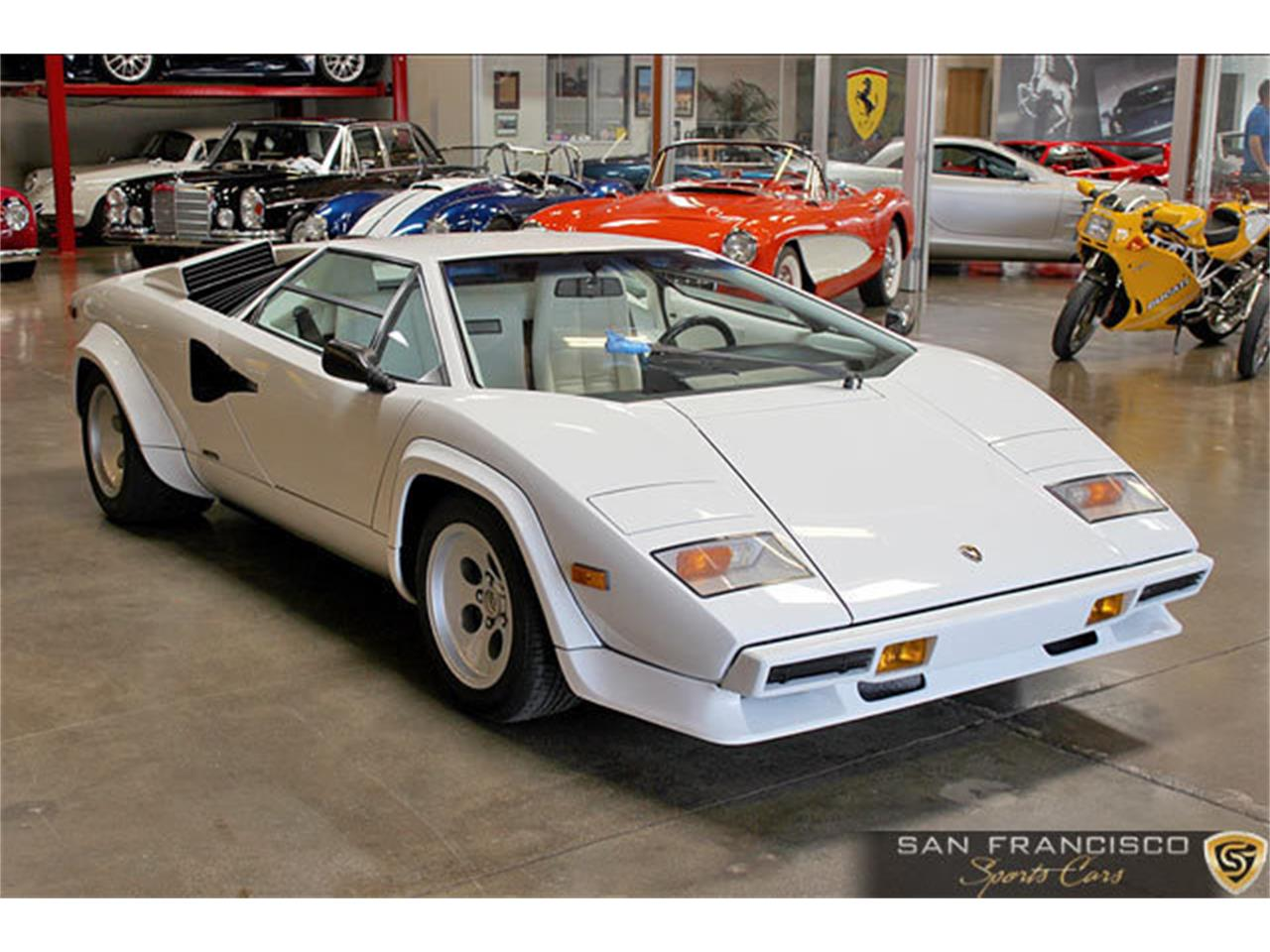 Large Picture of '84 Countach - LSE5