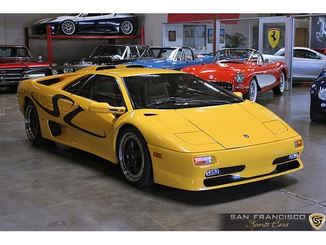Picture of '98 Diablo Offered by  - LSEE