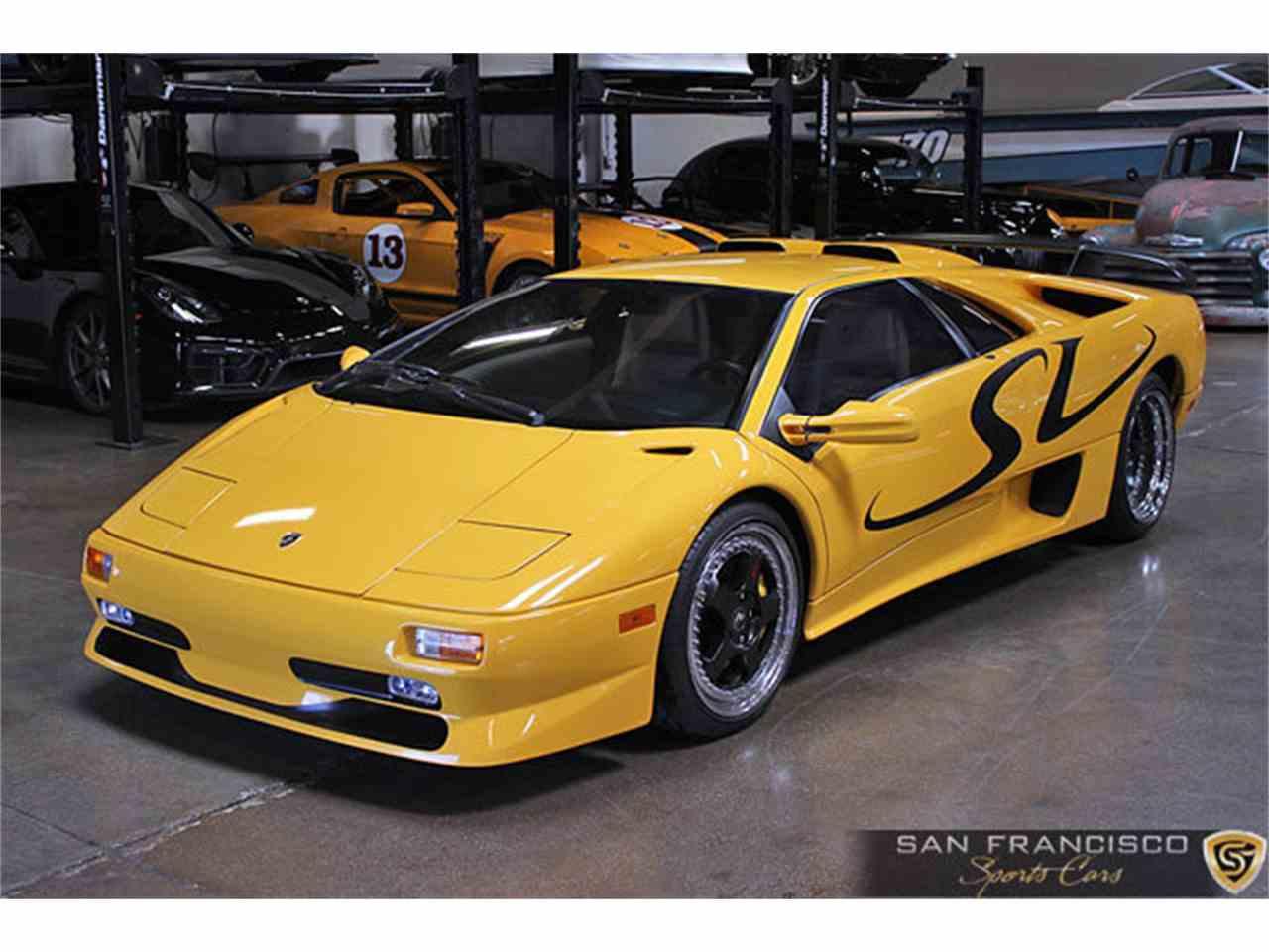 Large Picture of '98 Lamborghini Diablo located in California - $299,995.00 - LSEE