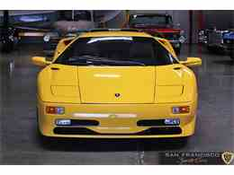 Picture of '98 Lamborghini Diablo located in San Carlos California - $299,995.00 Offered by San Francisco Sports Cars - LSEE