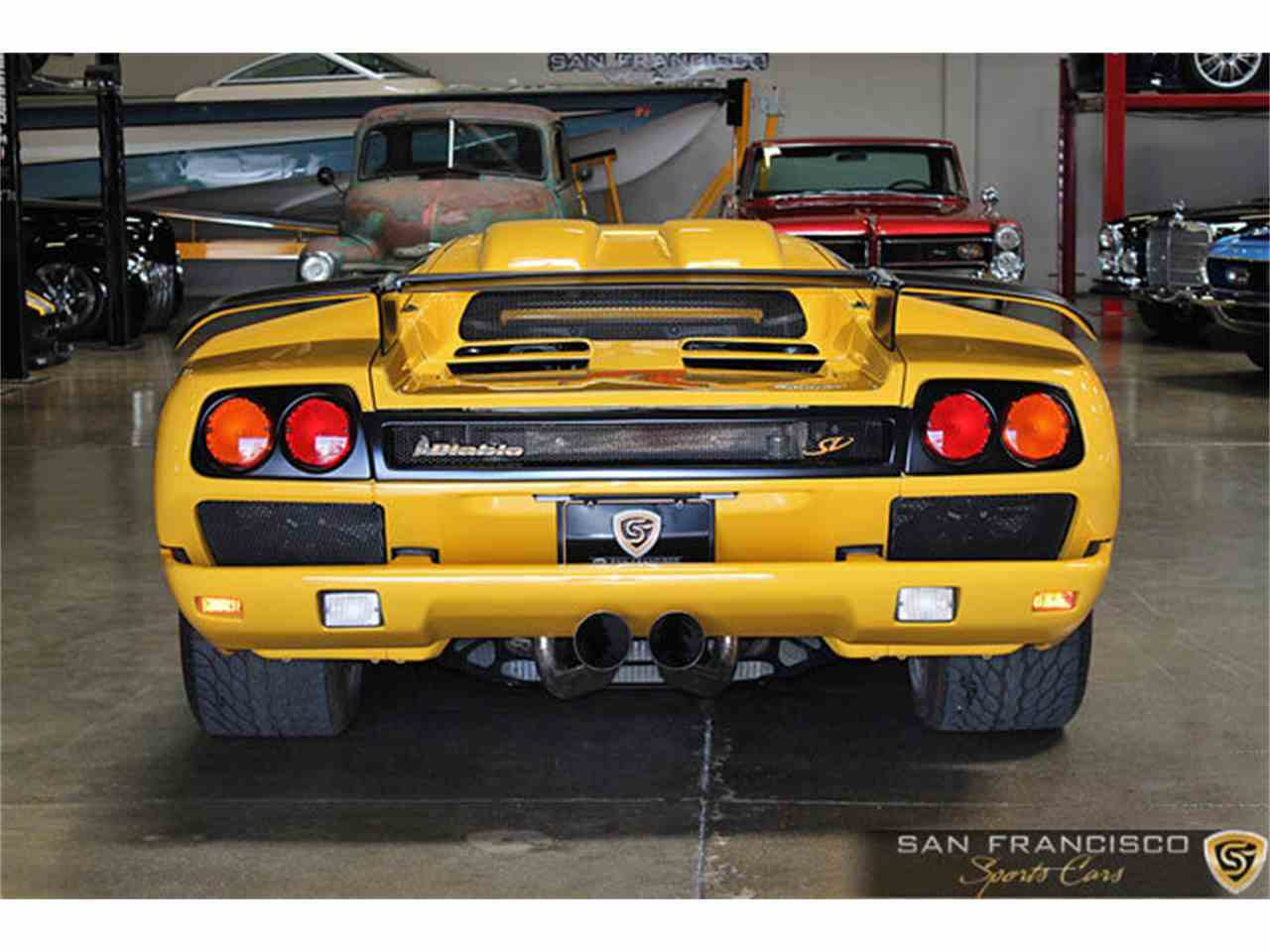 Large Picture of '98 Diablo located in San Carlos California - $299,995.00 Offered by San Francisco Sports Cars - LSEE