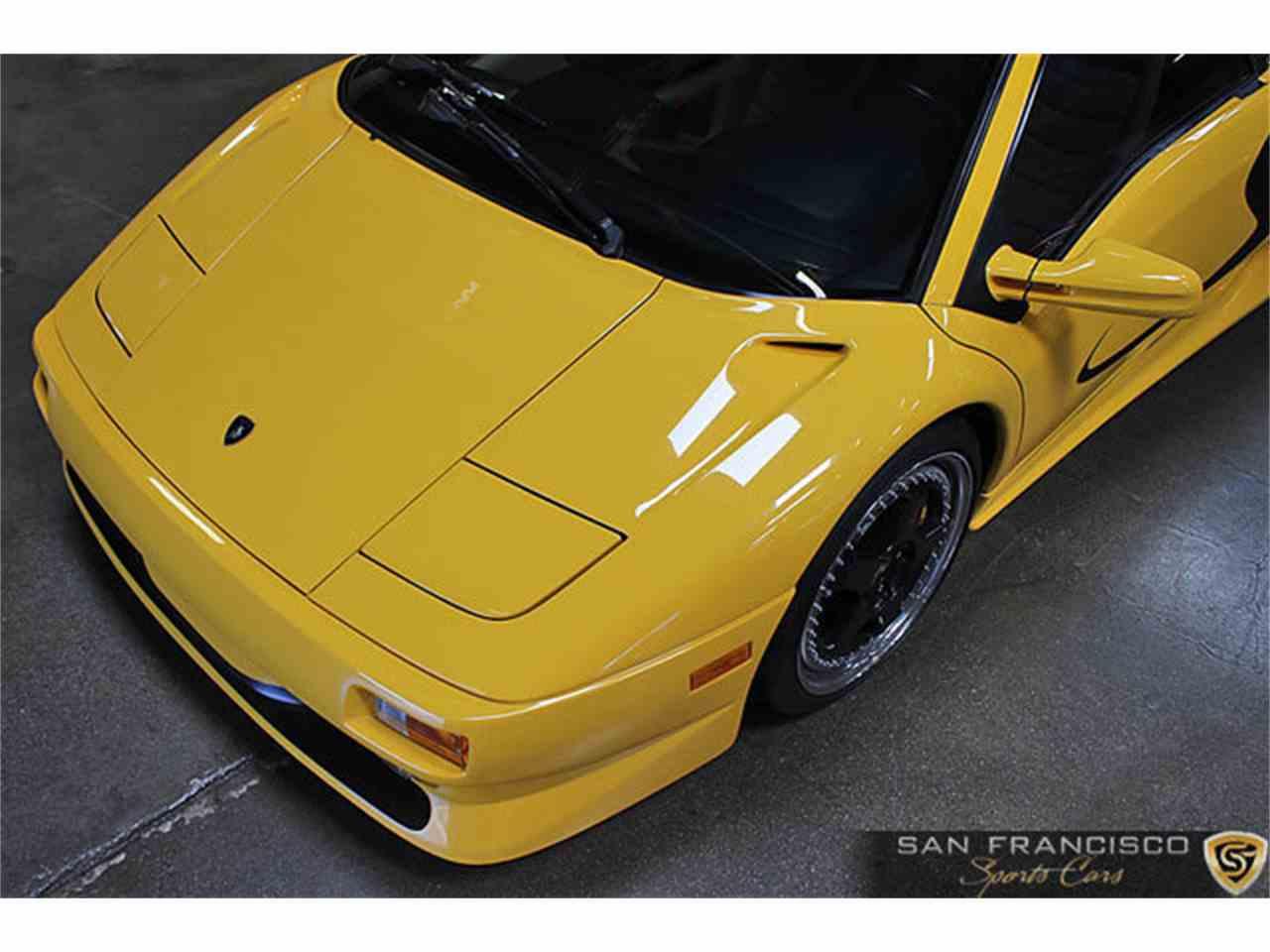 Large Picture of '98 Lamborghini Diablo located in San Carlos California - LSEE