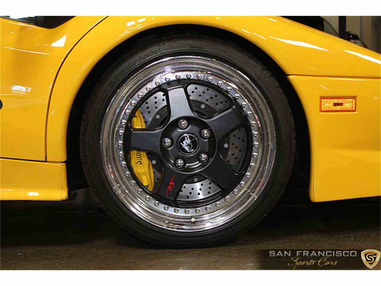 Large Picture of 1998 Lamborghini Diablo Offered by San Francisco Sports Cars - LSEE