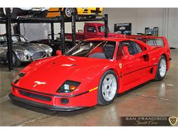 Picture of 1990 F40 Offered by San Francisco Sports Cars - LSEF