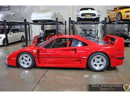 Picture of 1990 F40 Auction Vehicle Offered by San Francisco Sports Cars - LSEF
