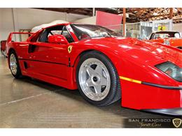 Picture of 1990 F40 located in California Auction Vehicle Offered by San Francisco Sports Cars - LSEF