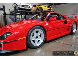 Picture of 1990 Ferrari F40 Offered by San Francisco Sports Cars - LSEF