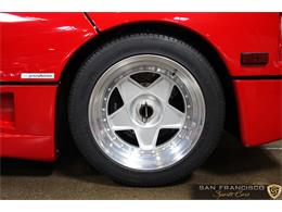 Picture of 1990 F40 located in San Carlos California - LSEF