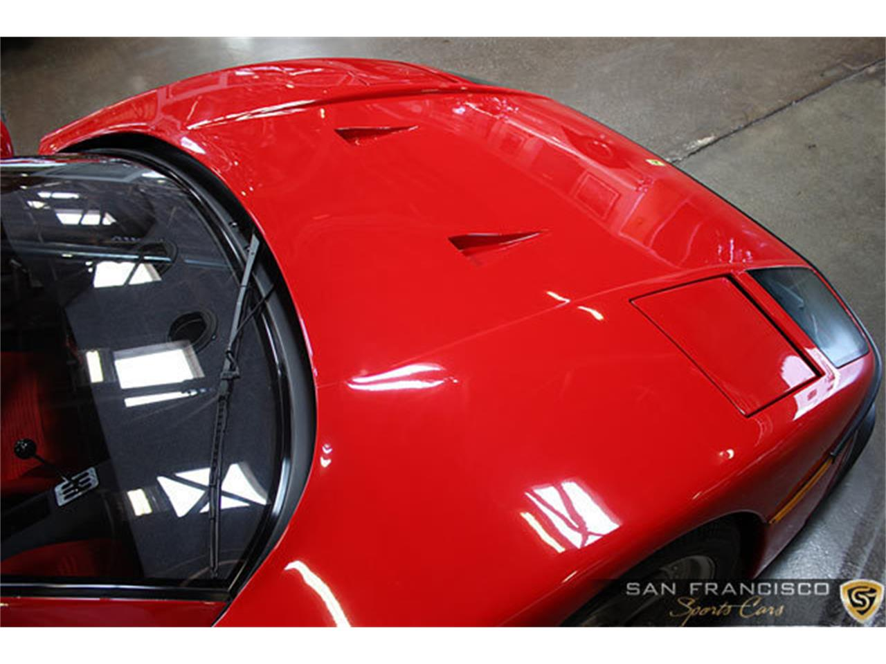Large Picture of 1990 F40 located in San Carlos California Auction Vehicle Offered by San Francisco Sports Cars - LSEF