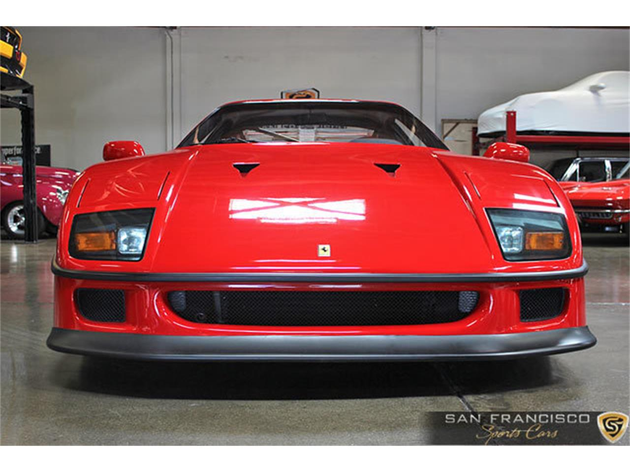 Large Picture of 1990 Ferrari F40 located in San Carlos California Offered by San Francisco Sports Cars - LSEF