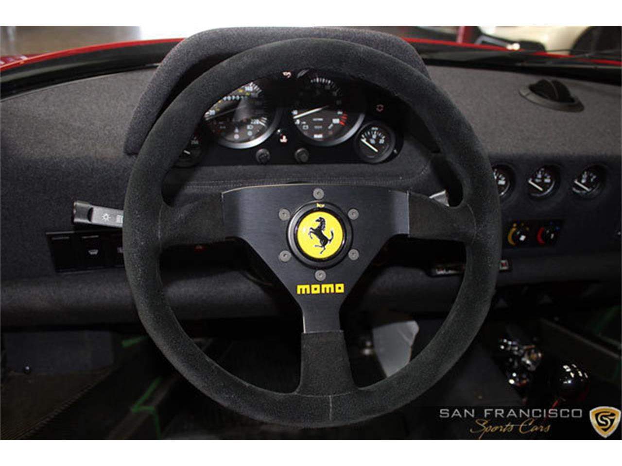 Large Picture of '90 Ferrari F40 Auction Vehicle Offered by San Francisco Sports Cars - LSEF