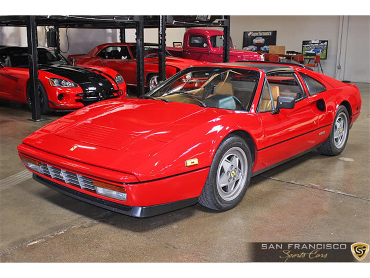Large Picture of '89 328 GTS - LSEK
