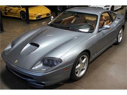 Picture of 2001 Ferrari 550 Maranello Offered by San Francisco Sports Cars - LSEL