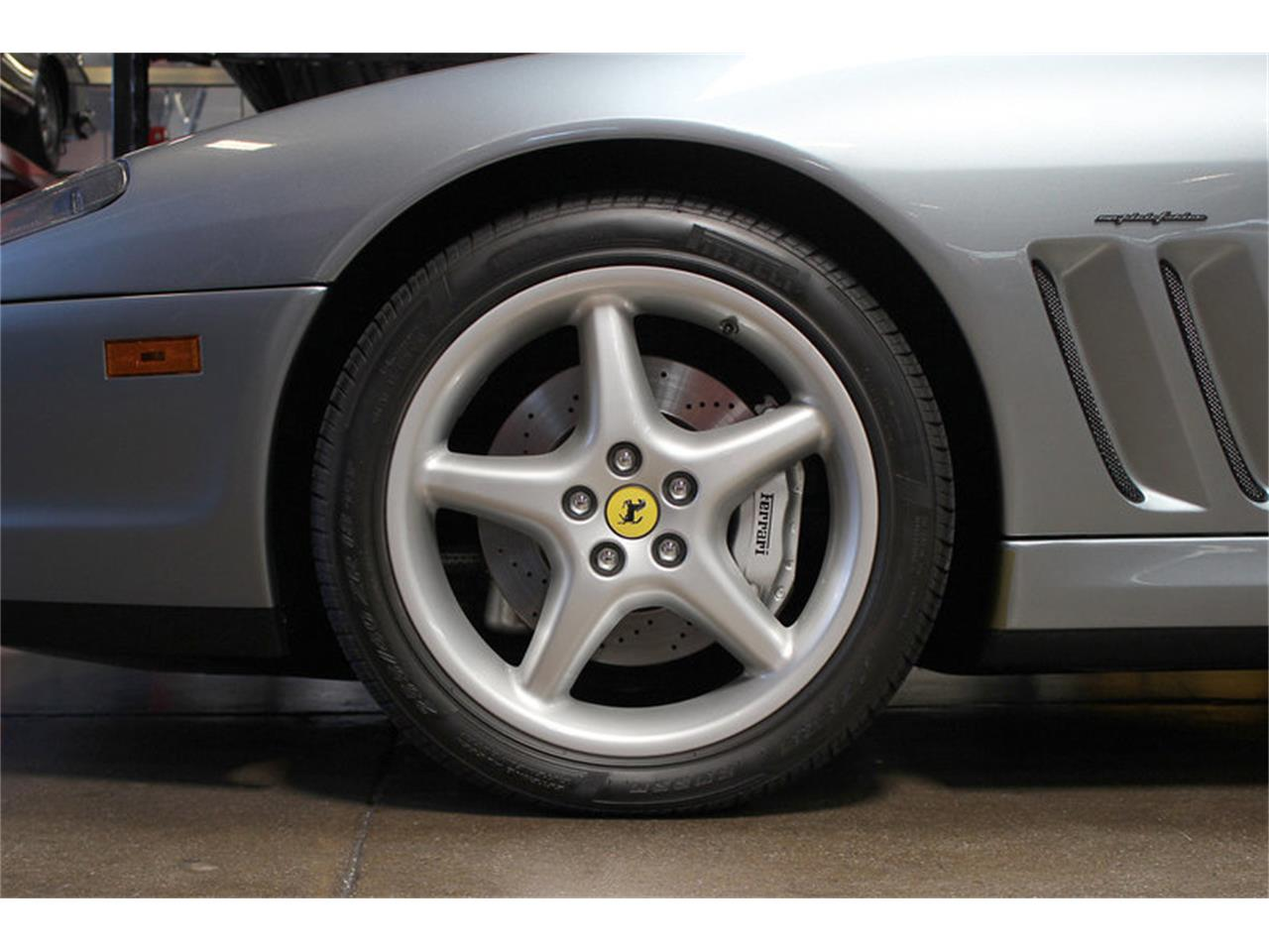 Large Picture of '01 550 Maranello Offered by San Francisco Sports Cars - LSEL