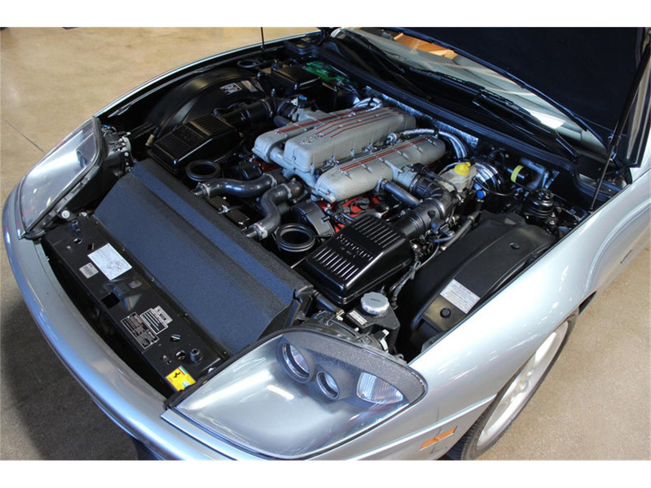 Large Picture of 2001 550 Maranello - LSEL