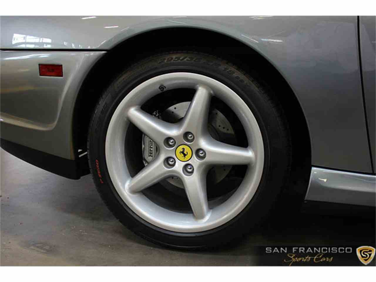 Large Picture of '01 550 Maranello - LSEL