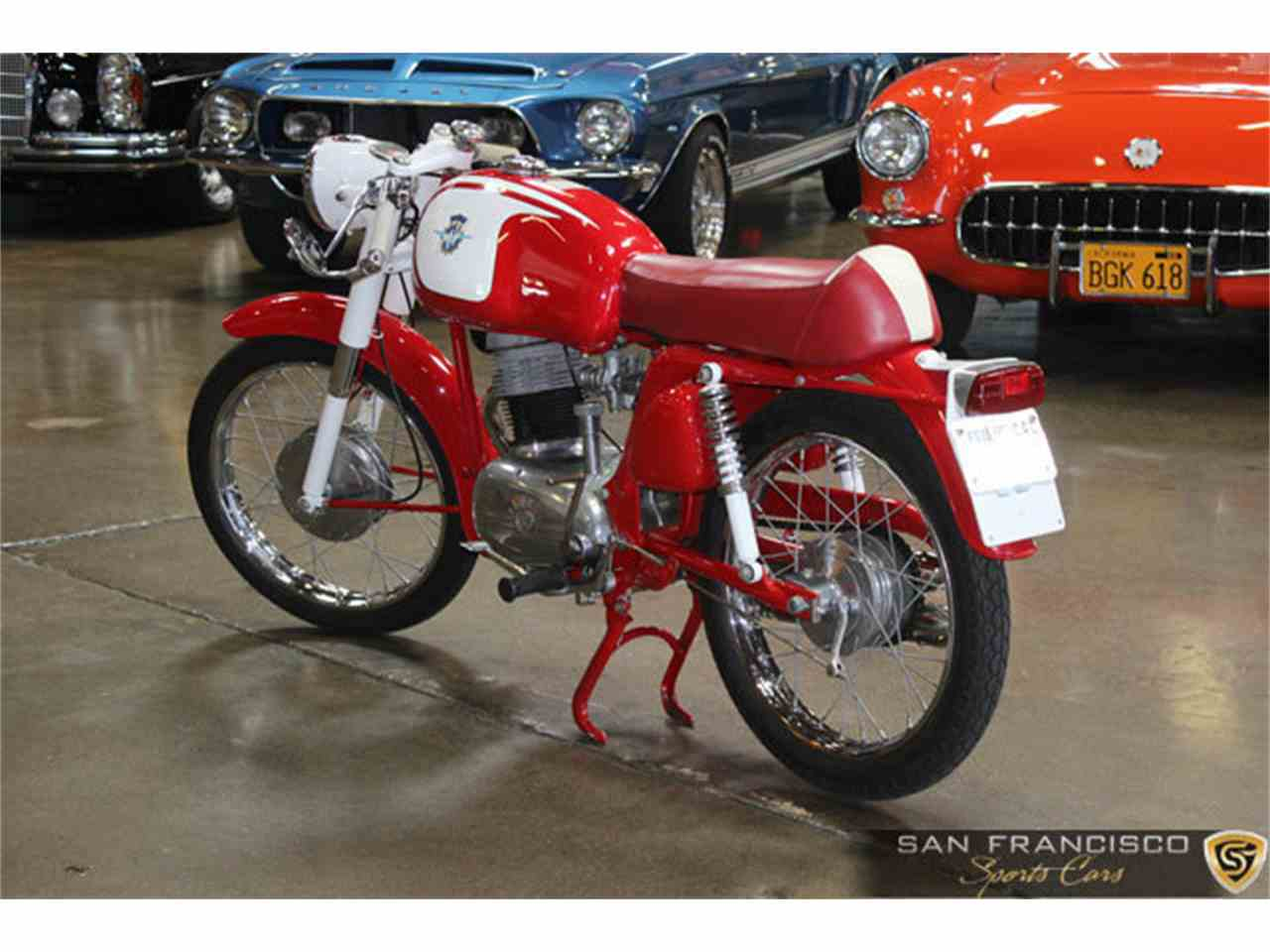 Large Picture of '63 150RS - LSEN