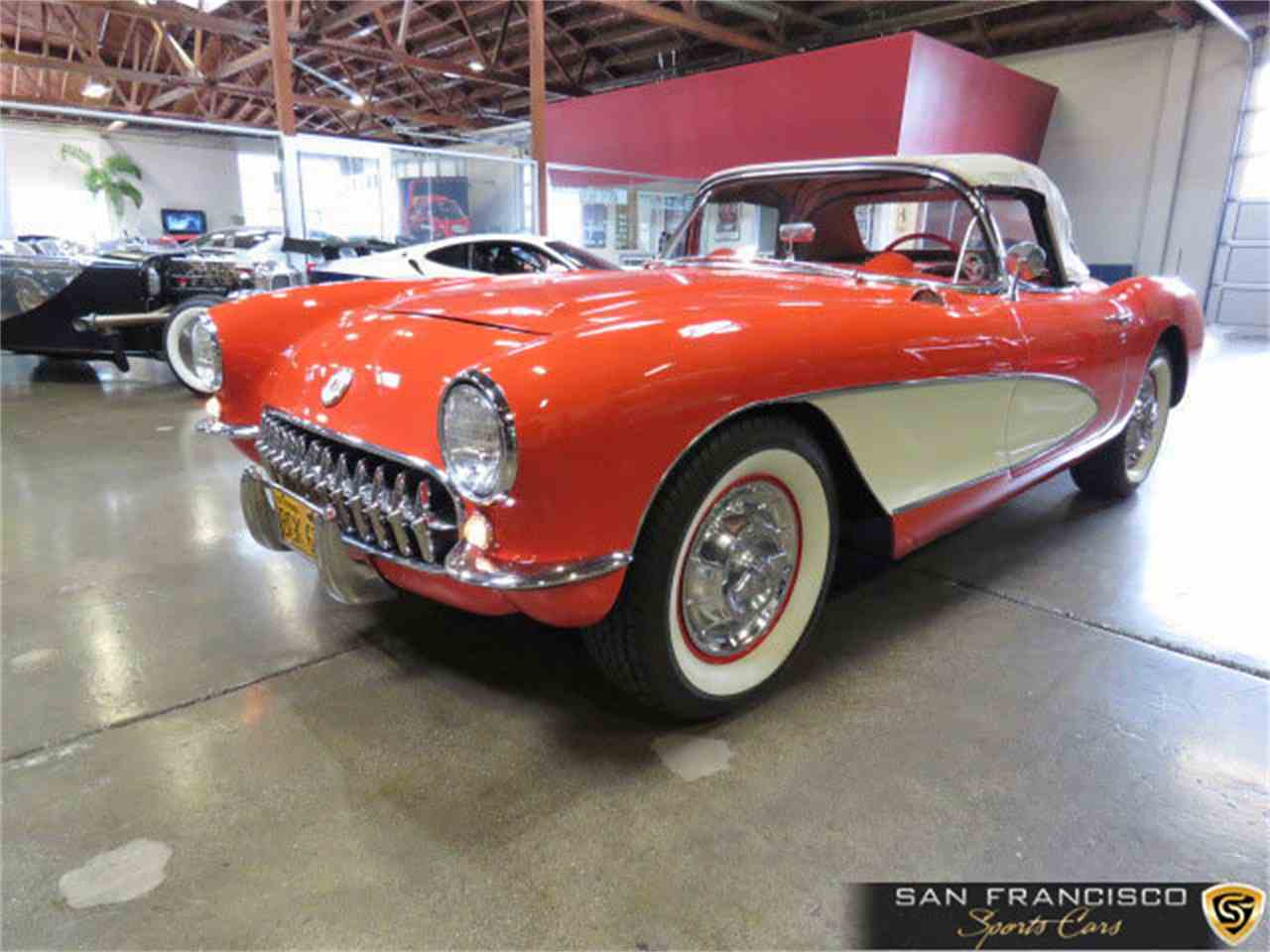 Large Picture of '56 Corvette - LSEO