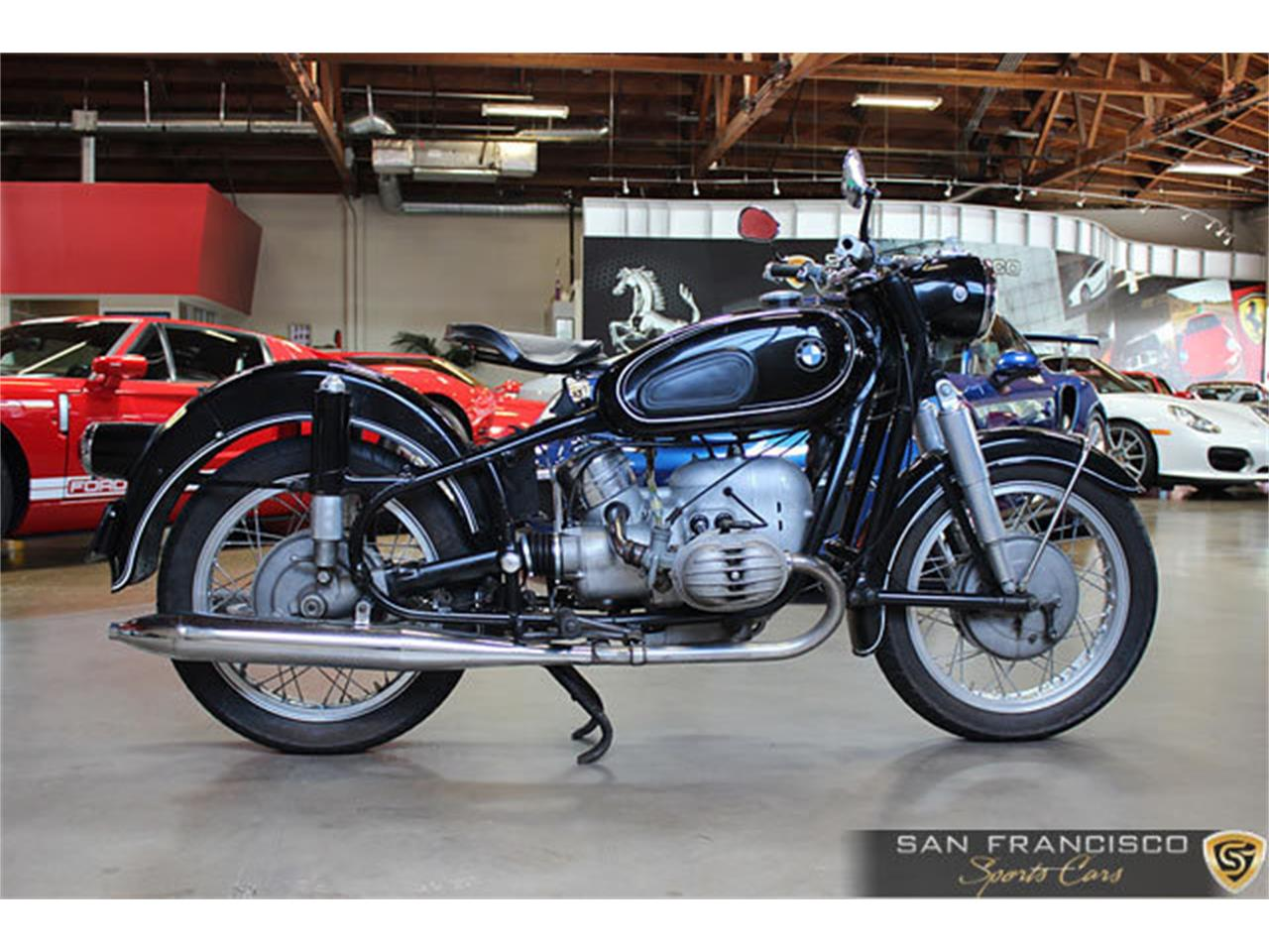 Large Picture of Classic '63 BMW Motorcycle Offered by San Francisco Sports Cars - LSEQ