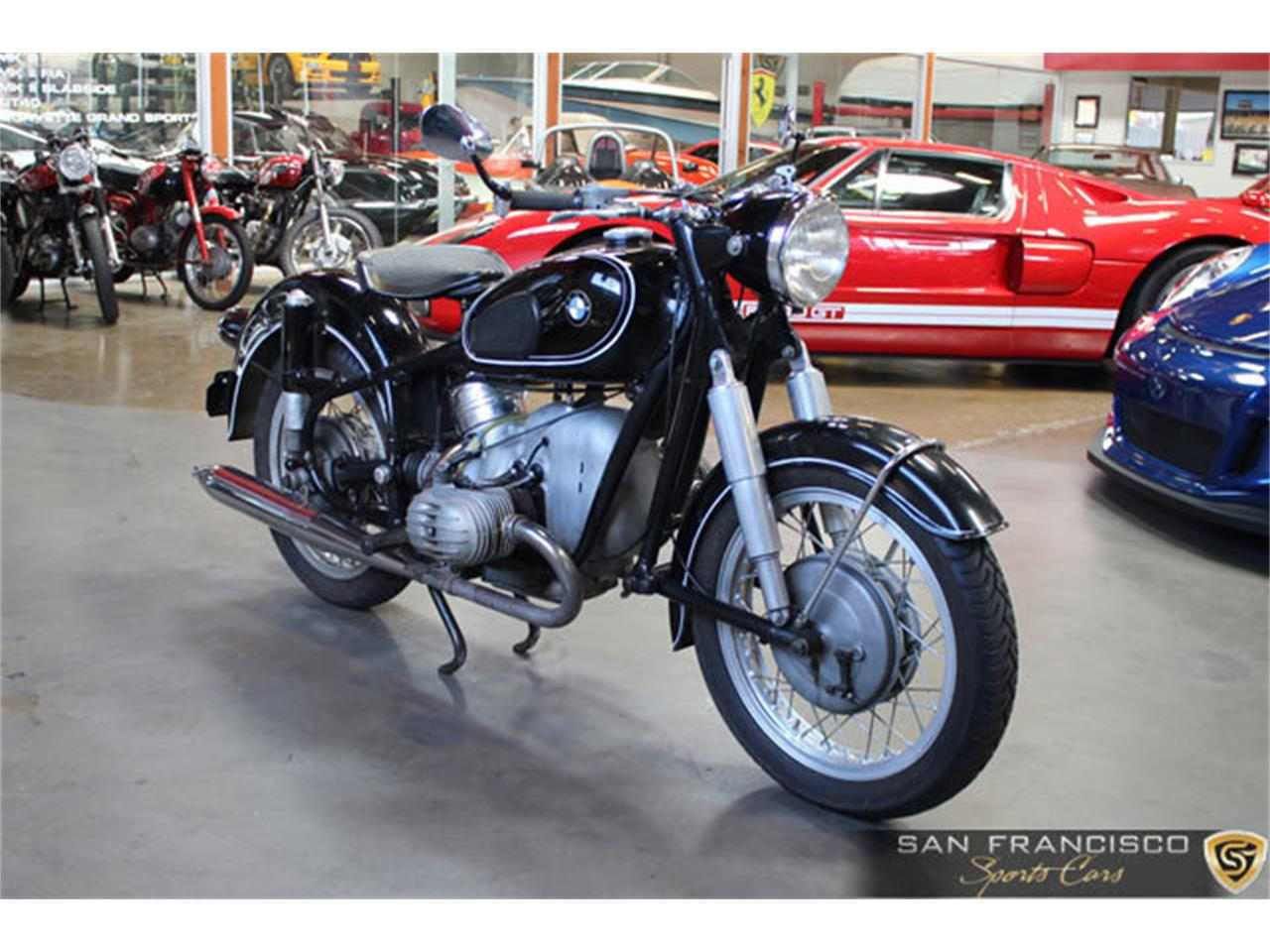 Large Picture of 1963 BMW Motorcycle - LSEQ