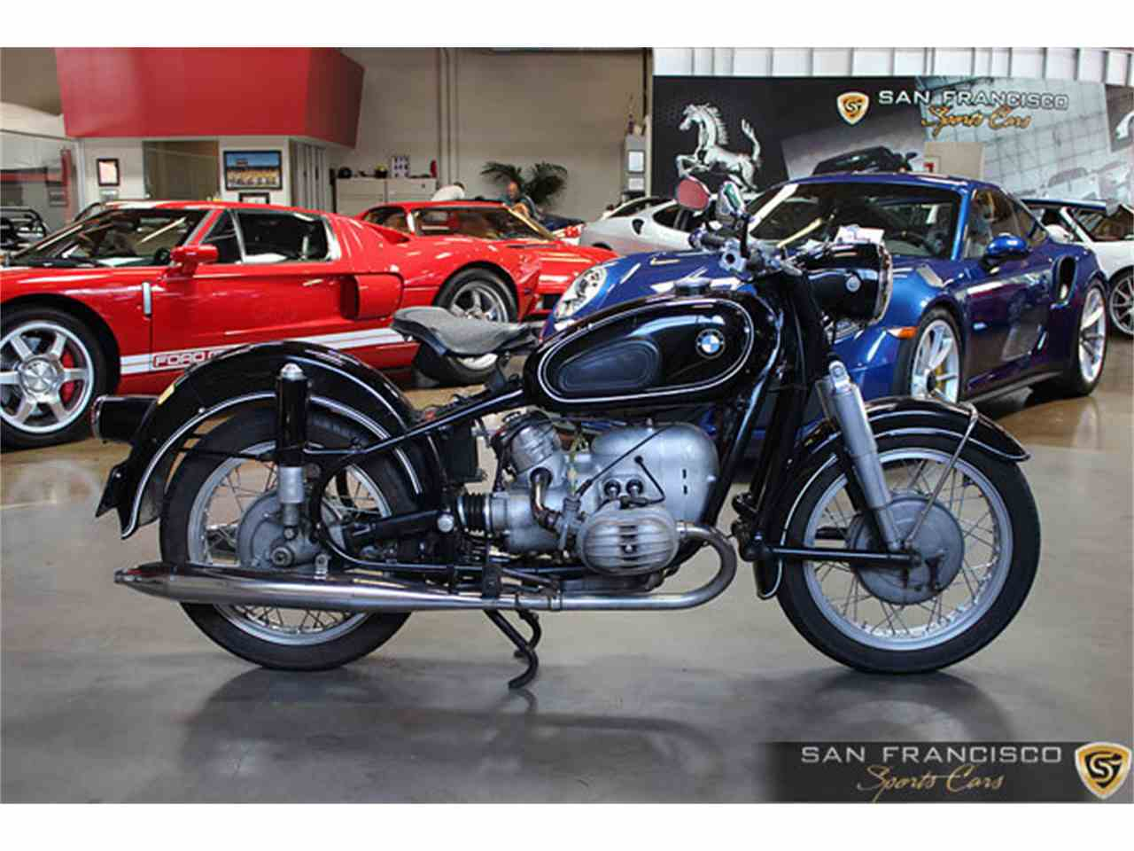 Large Picture of '63 Motorcycle - LSEQ