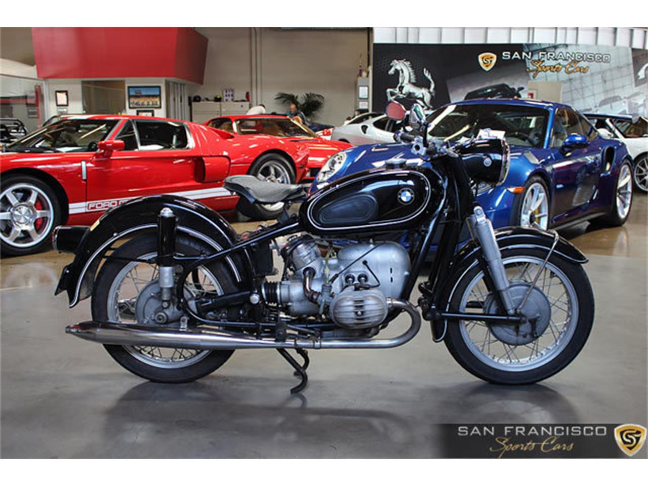 Large Picture of '63 Motorcycle - $11,995.00 - LSEQ