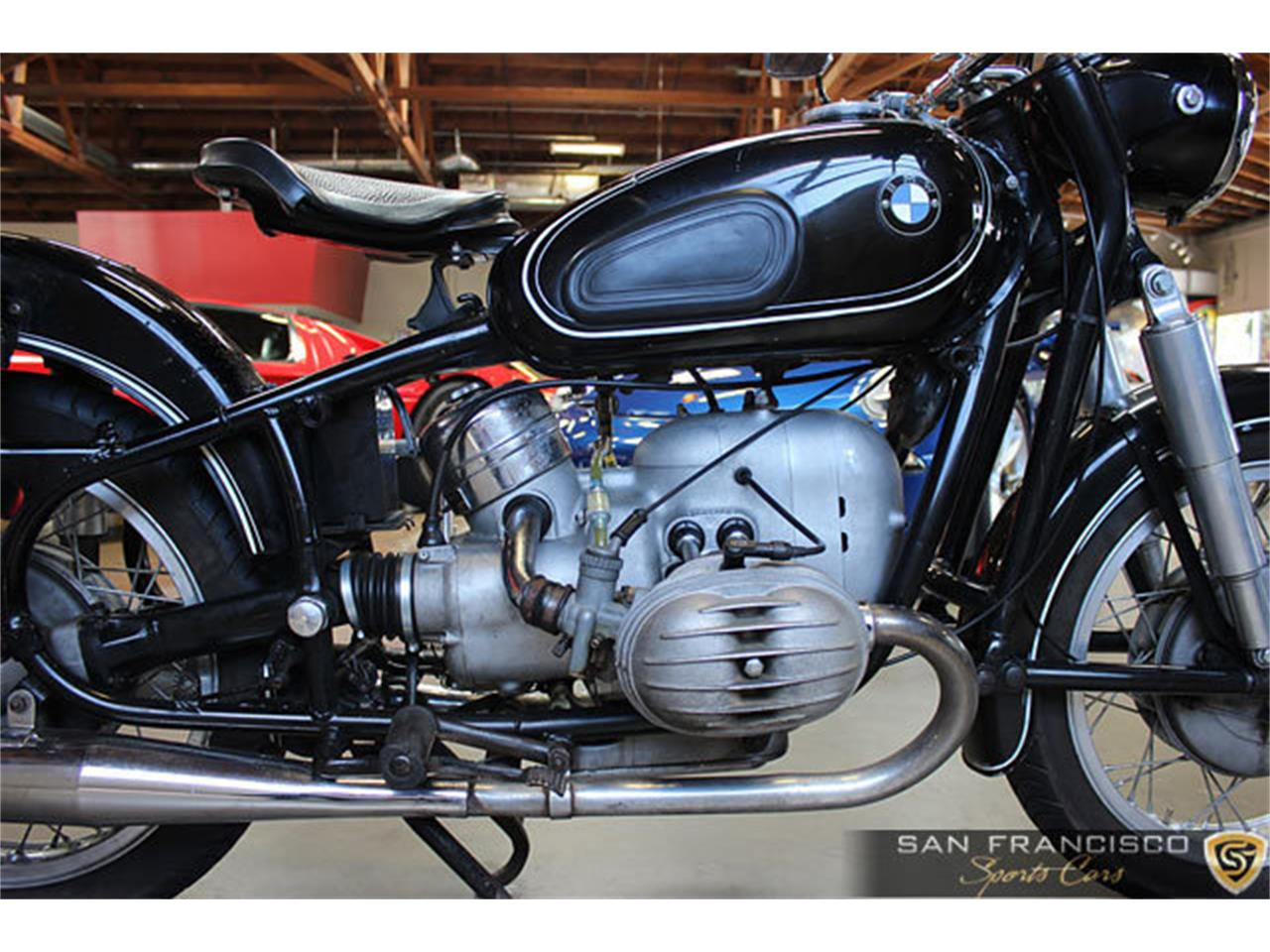 Large Picture of Classic '63 Motorcycle - $11,995.00 - LSEQ
