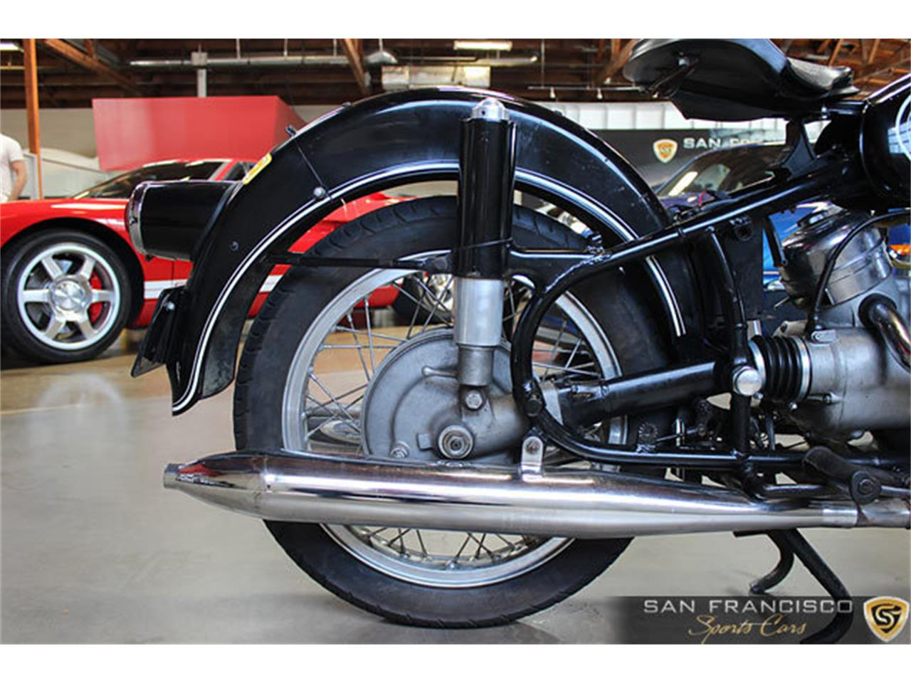Large Picture of '63 BMW Motorcycle Offered by San Francisco Sports Cars - LSEQ