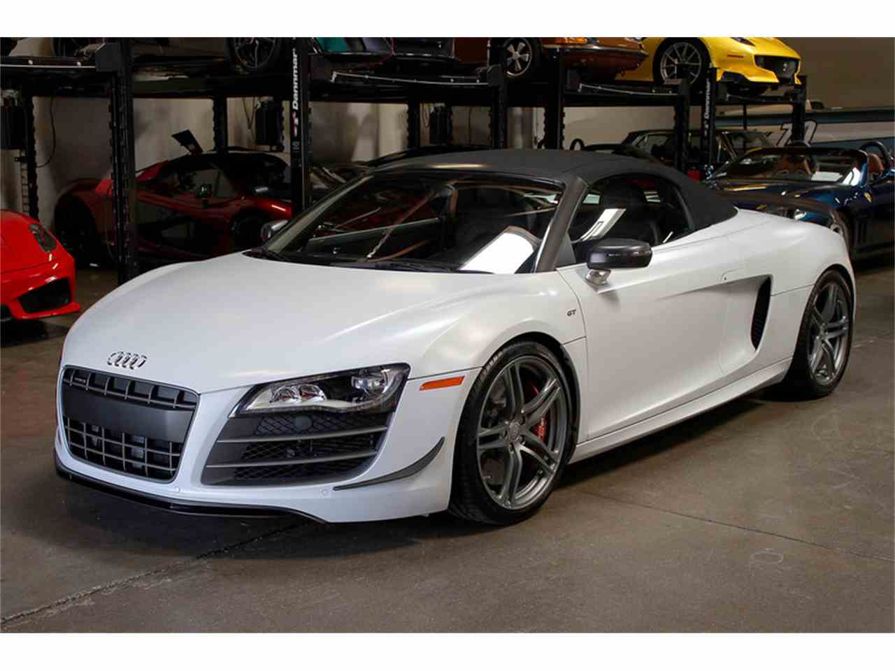 Large Picture of '12 R8 Spyder GT - LSES