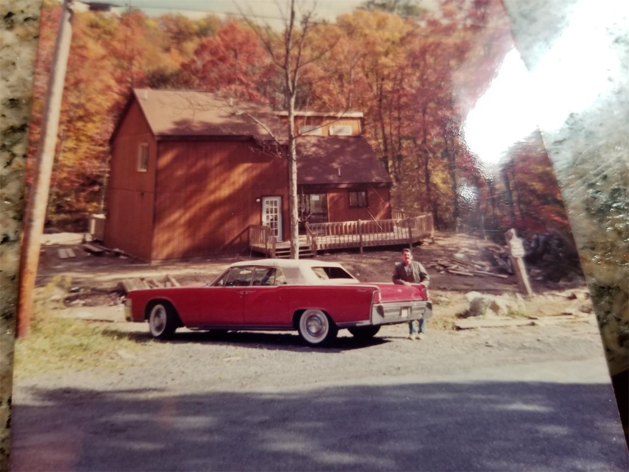 Large Picture of '65 Continental - LSEV