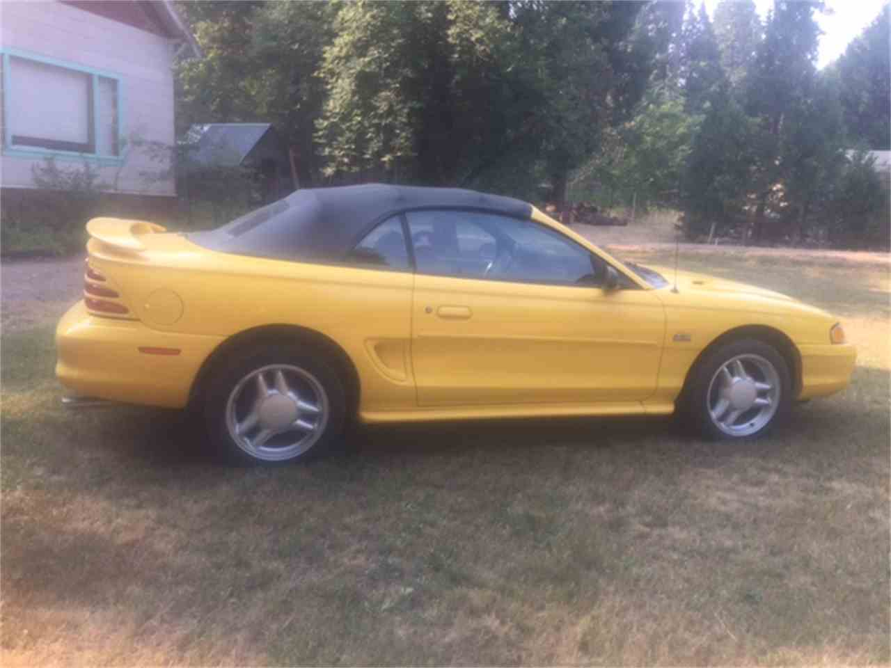Large Picture of '94 Mustang GT - LSEX