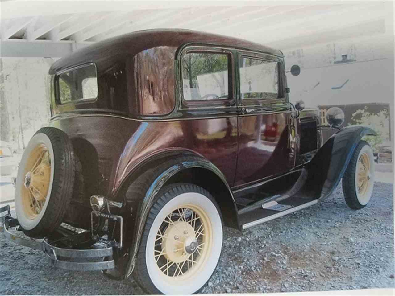 Large Picture of Classic 1931 Ford Model A Offered by a Private Seller - LSF2