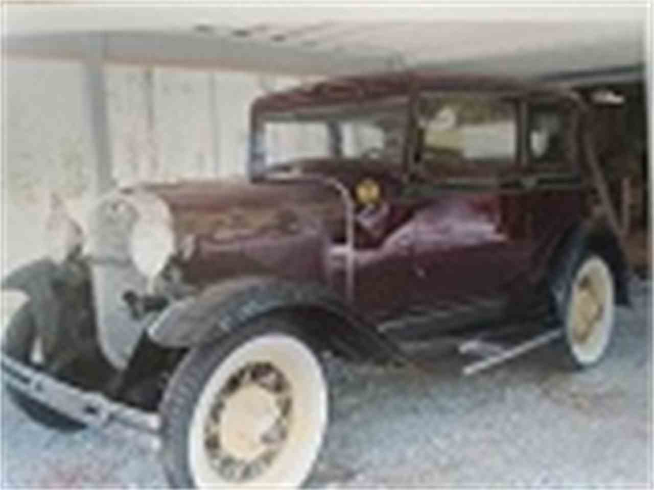 Large Picture of 1931 Ford Model A located in Mansfield Georgia Offered by a Private Seller - LSF2