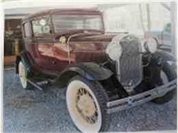 Picture of 1931 Model A located in Mansfield Georgia Offered by a Private Seller - LSF2