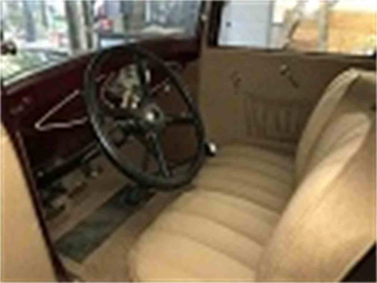 Large Picture of '31 Model A - LSF2
