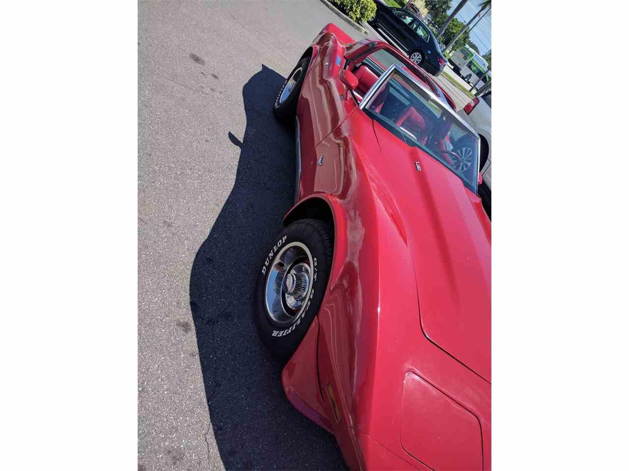 Large Picture of '79 Corvette - LSFI