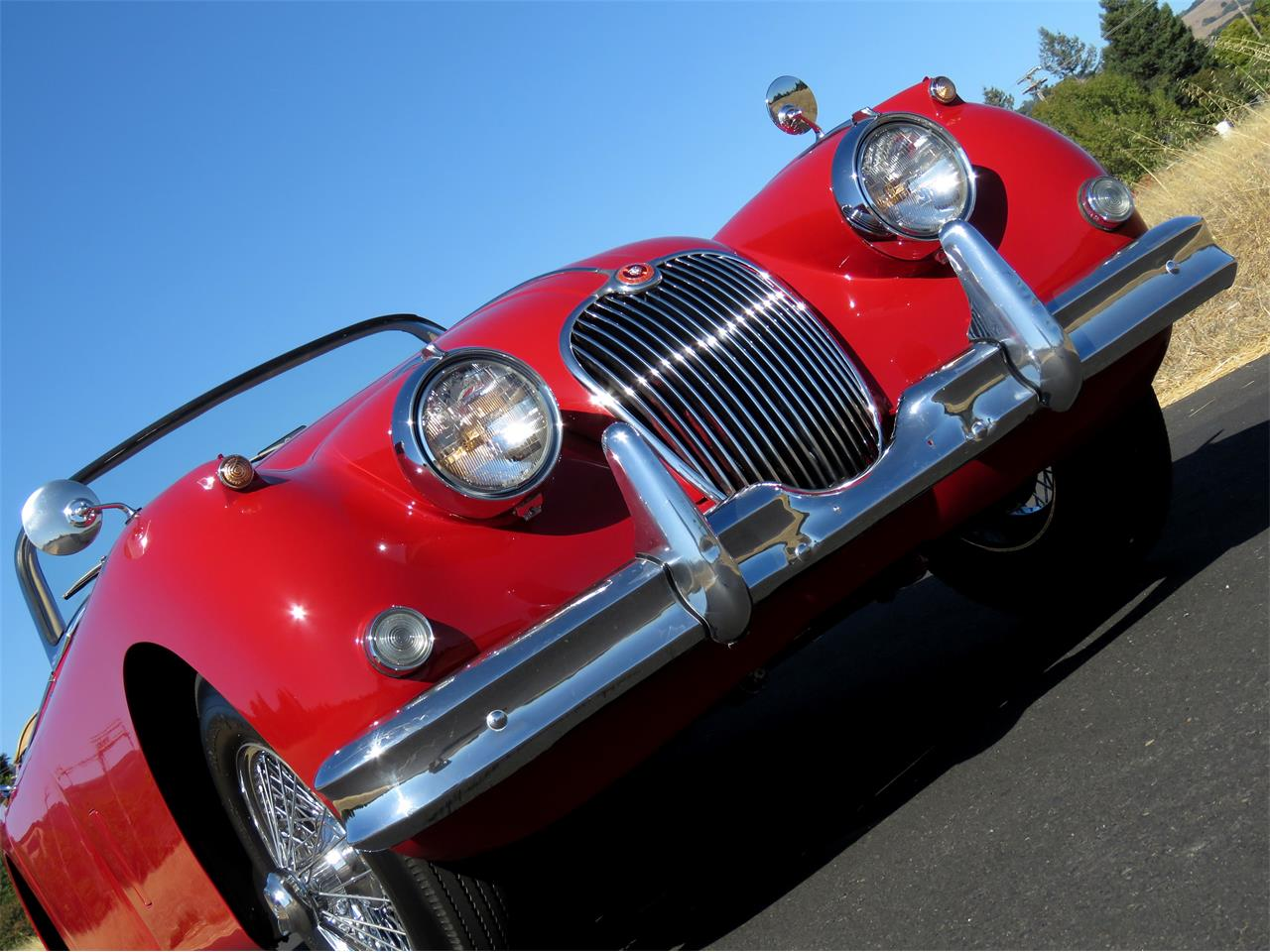 Large Picture of '60 XK150 - LSFM