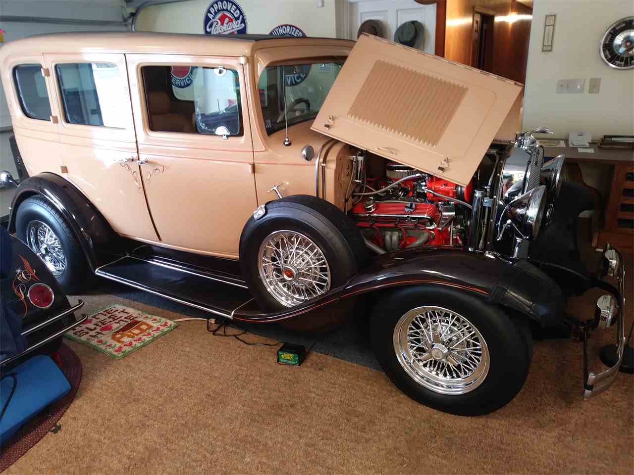Large Picture of Classic 1931 4-Dr Sedan located in South Carolina - $52,500.00 Offered by a Private Seller - LSFN