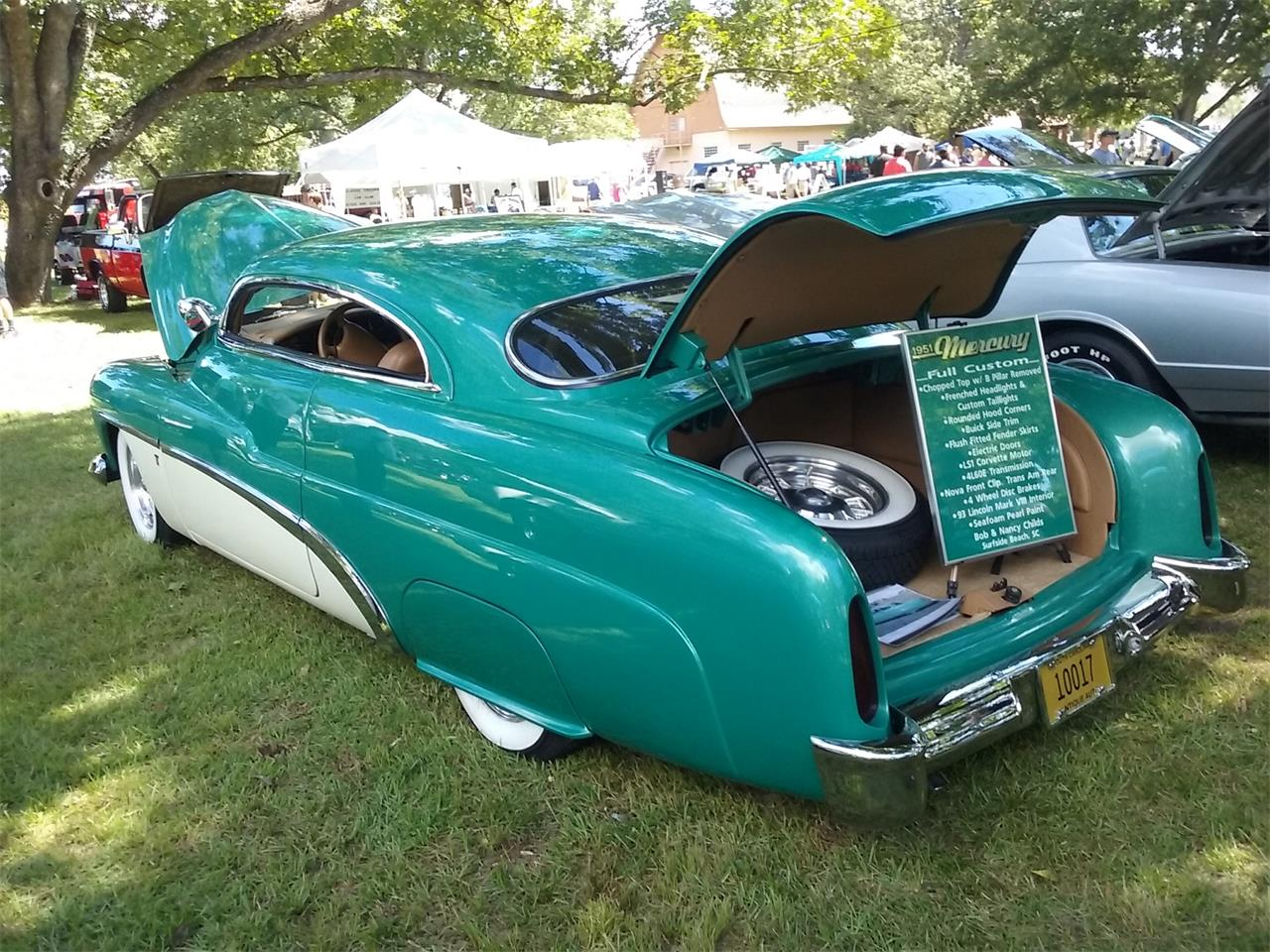 Large Picture of '51 Lead Sled - LSFO