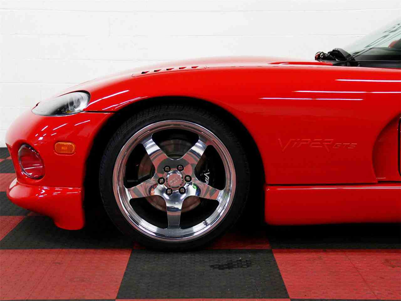Large Picture of 1998 Dodge Viper - LSFT