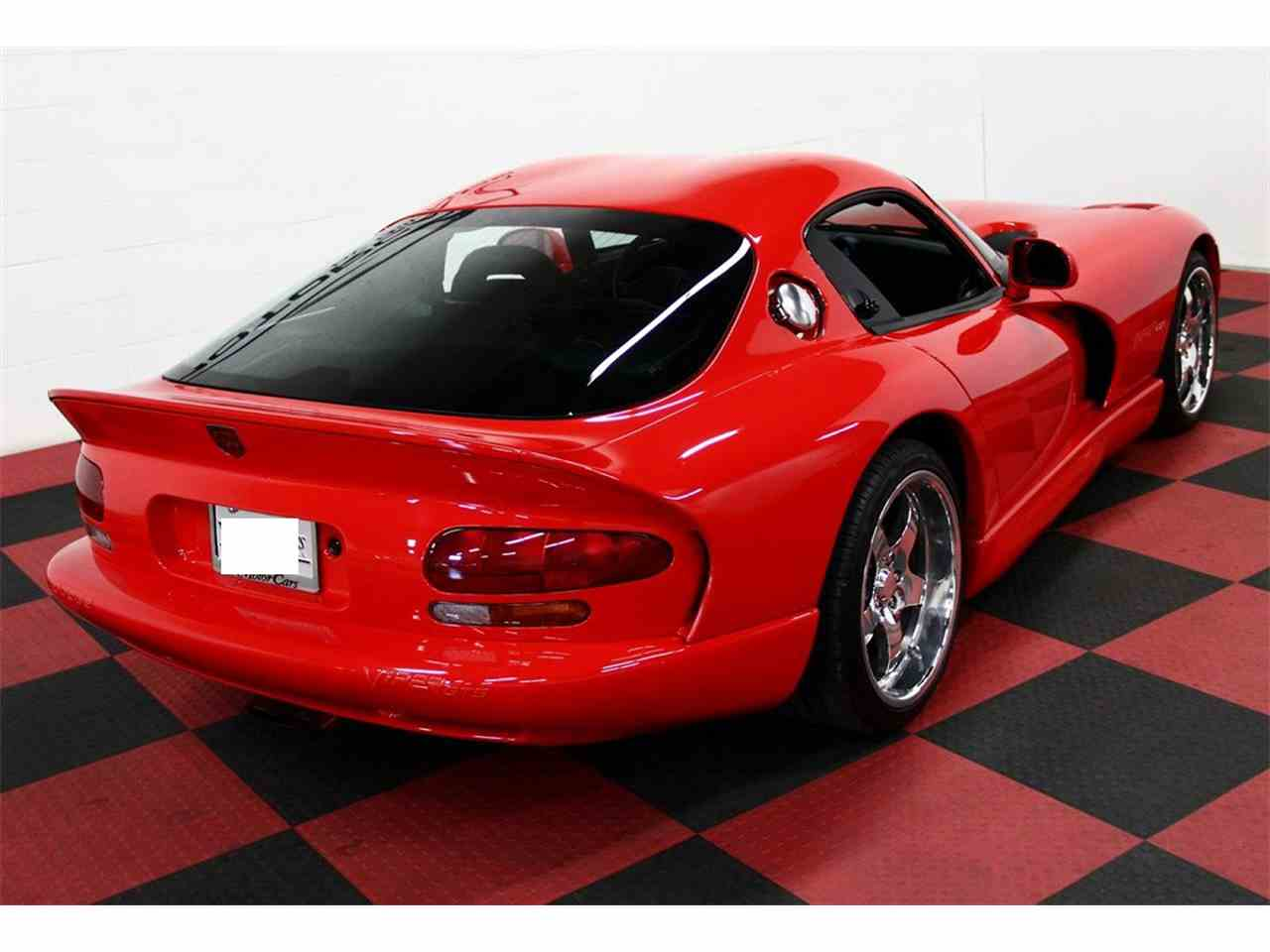Large Picture of '98 Dodge Viper Offered by a Private Seller - LSFT
