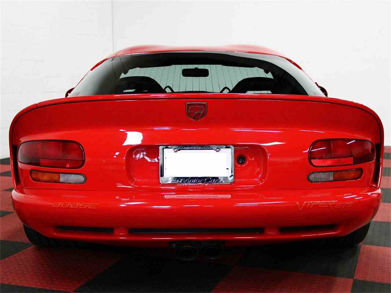 Large Picture of 1998 Viper - LSFT
