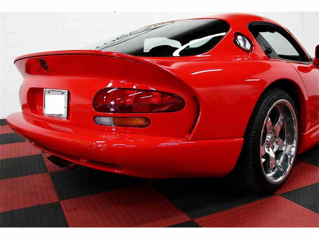Large Picture of '98 Dodge Viper - LSFT