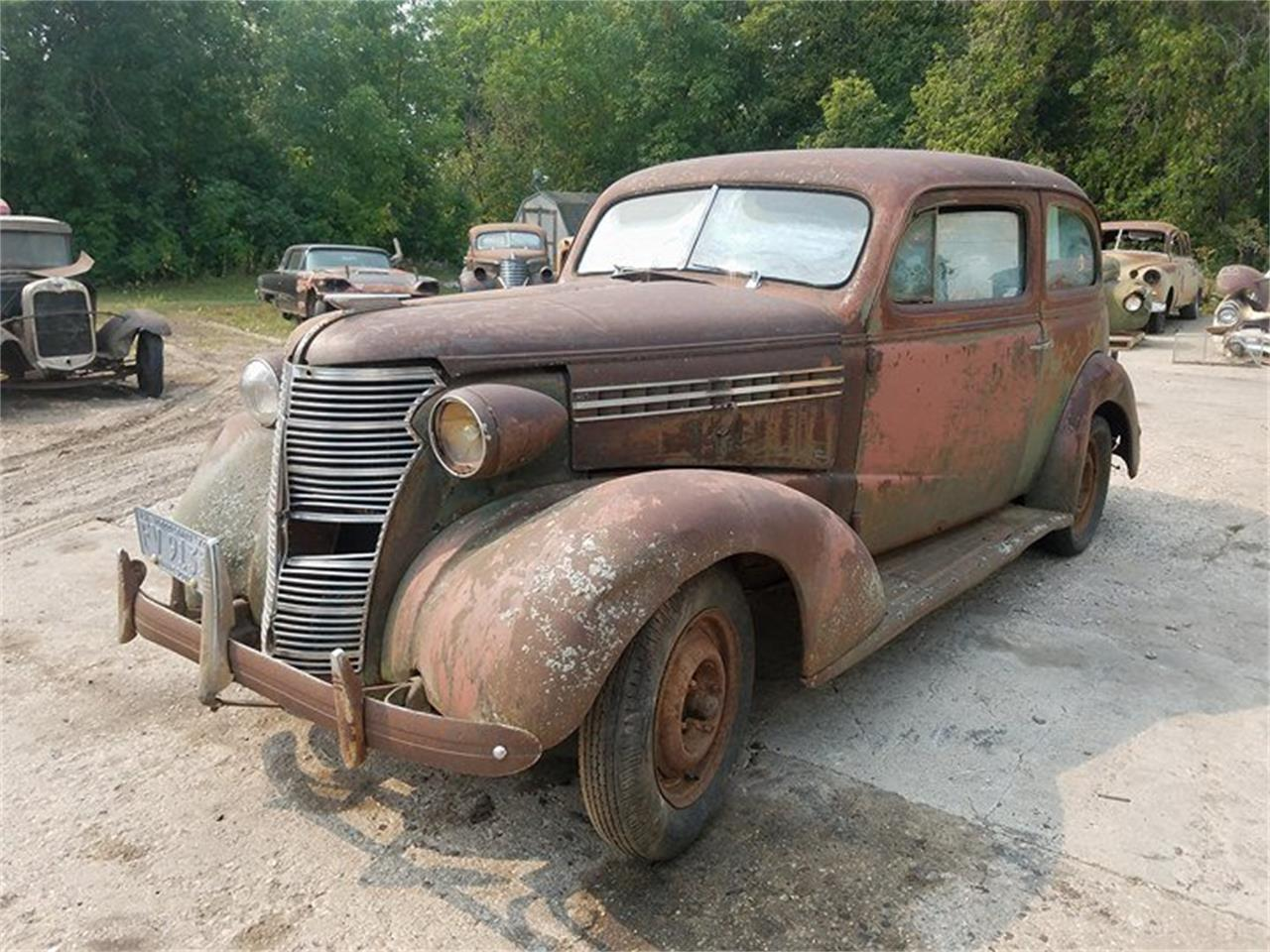 Large Picture of Classic '38 Sedan located in Thief River Falls Minnesota - LSFW