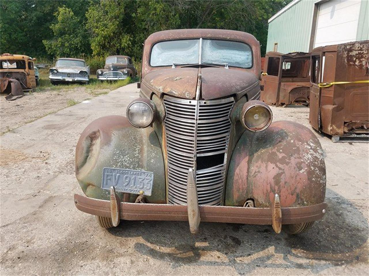 Large Picture of Classic '38 Sedan - LSFW