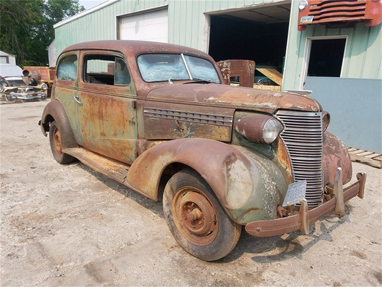 Large Picture of Classic '38 Chevrolet Sedan - $3,000.00 - LSFW