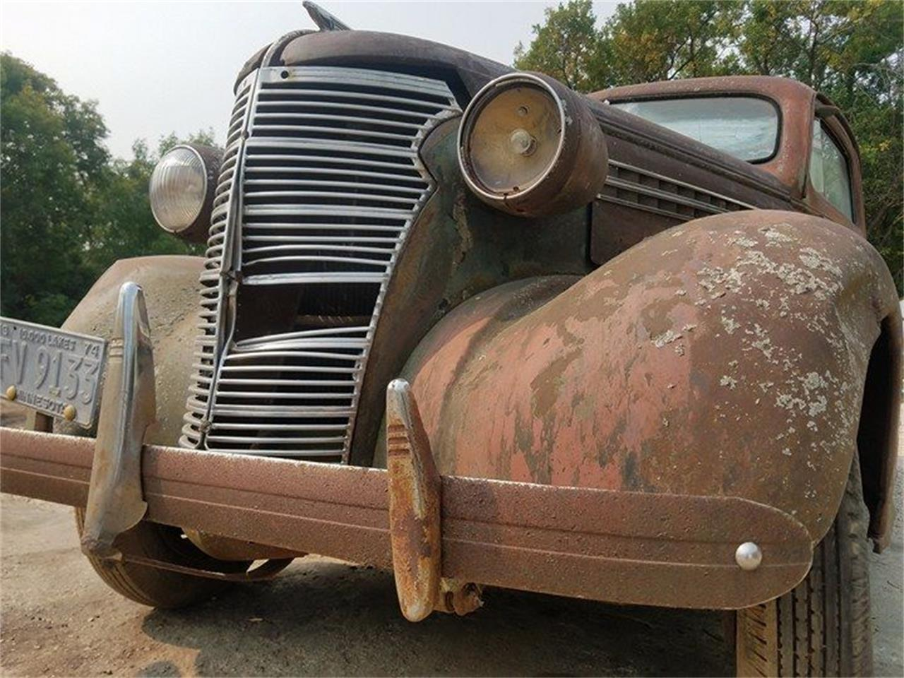 Large Picture of '38 Chevrolet Sedan - $3,000.00 Offered by Backyard Classics - LSFW