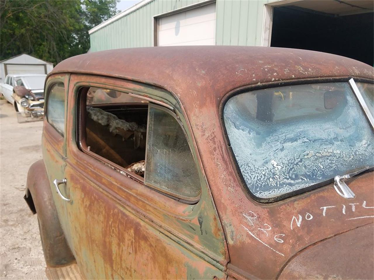 Large Picture of Classic '38 Chevrolet Sedan Offered by Backyard Classics - LSFW